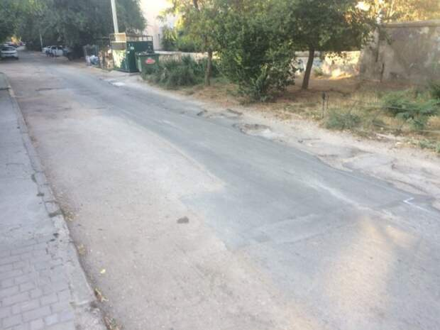 Самый «напряженный» участок дорожного полотна в Севастополе