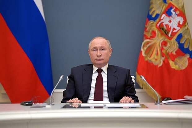 В США назвали разумными предложения Путина на саммите по климату