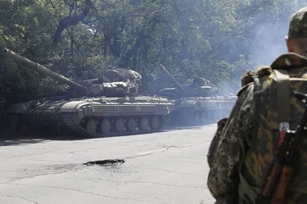 Кремль предложил Берлину и Парижу встретиться в Донбассе