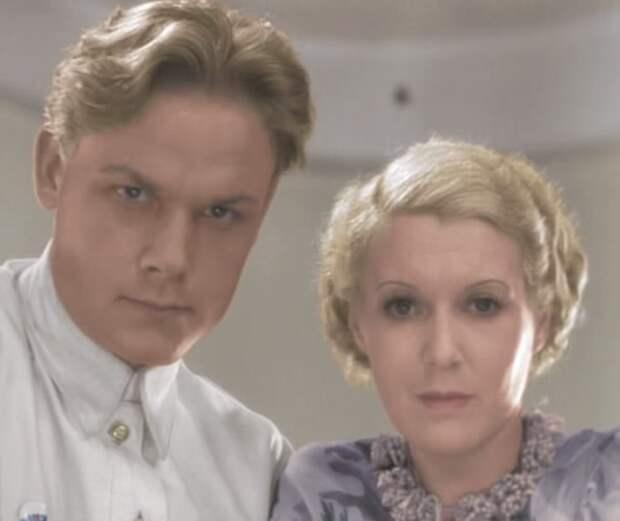 Сергей Столяров и Любовь Орлова в фильме *Цирк*, 1936 | Фото: kino-teatr.ru