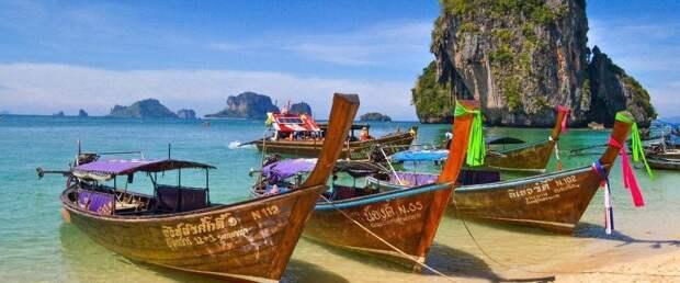 Таиланд запретил солнцезащитные средства, которые вредят кораллам