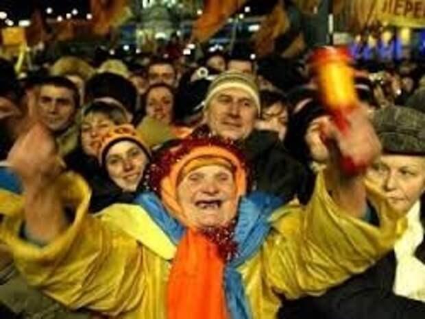 """Дикие пляски украинцев вокруг России, """"Московии"""" и Руси"""