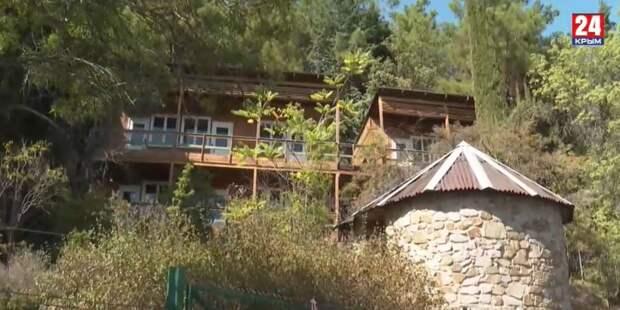 Из санаториев Малого Маяка хотят выселить людей, проживающих там с советских времён