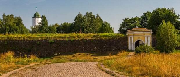 Корона Святой Анны: Анненские укрепления в Выборге