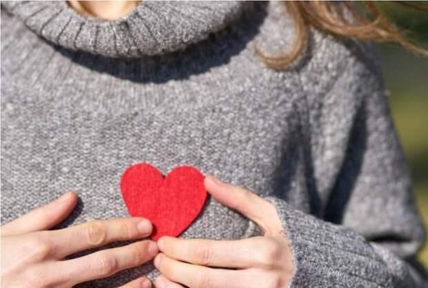 Женское сердце