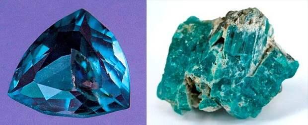 Самые редкие и ценные драгоценные камни