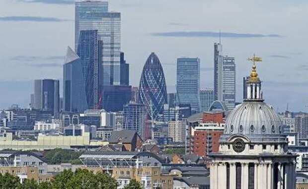На фото: виды Лондона
