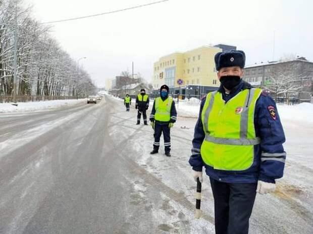 """В Саранске и районах Мордовии проходят рейды """"Нетрезвый водитель"""""""