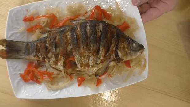 Рыбу больше не жарю. Рецепт для гурманов: рыба в секретном маринаде