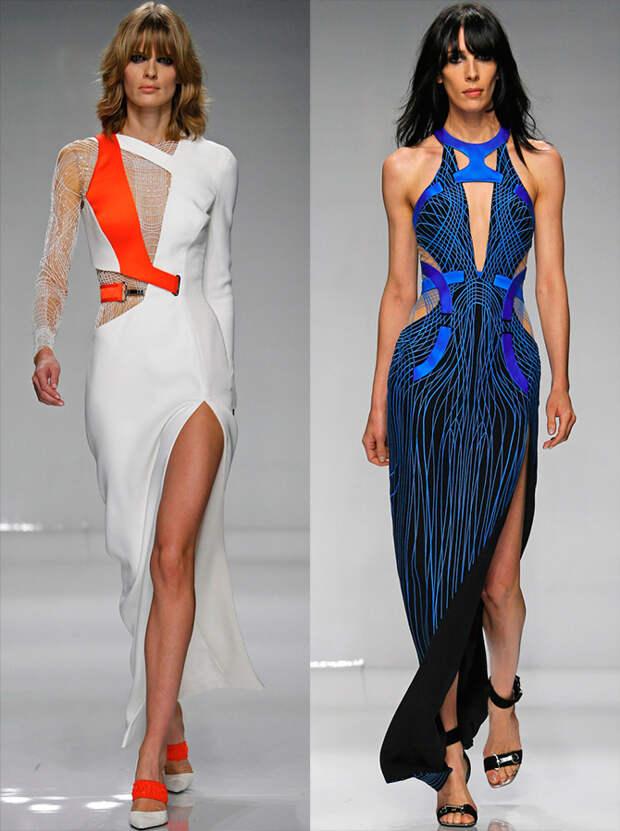 Лучшие платья на весну и лето