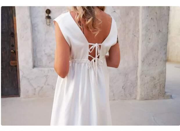 Как сшить красивое летнее платье (Diy)