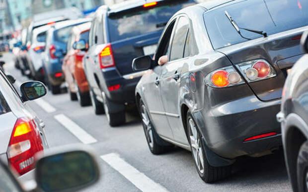 В России появится новый сервис о дорожных пробках