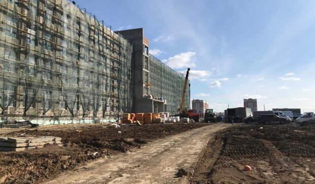 Две новые школы построят в Кстовском районе
