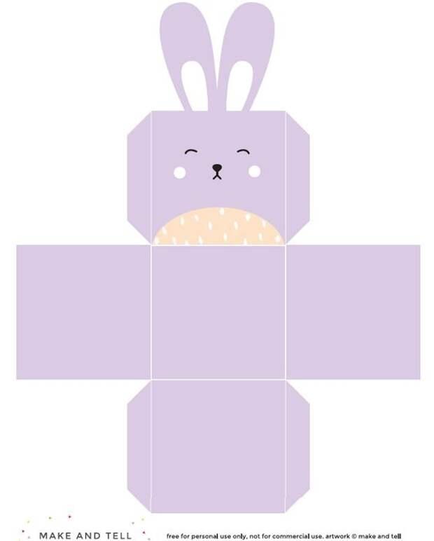 Крольчья упаковка