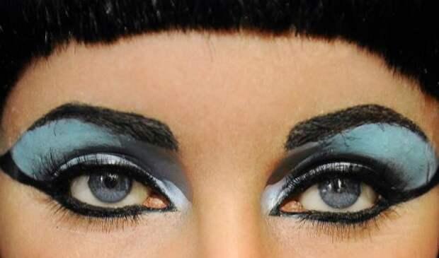 Самый редкий цвет глаз вмире
