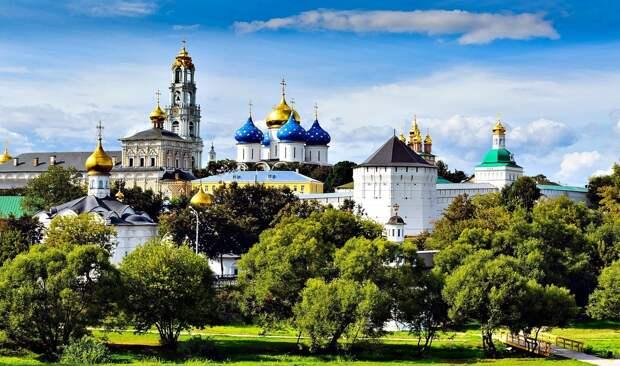 В 140 млрд рублей оценили проект превращения Сергиева Посада в православный Ватикан