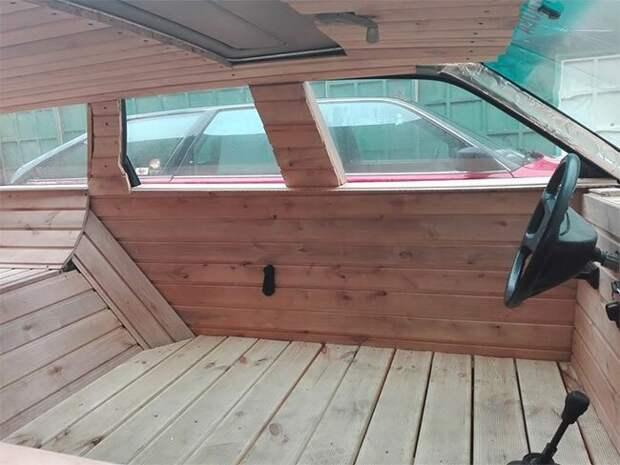 Горячие эстонские парни устроили в машине сауну audi, автомобиль, для друзей, ну вы даете, сауна, удивительное рядом, фантазеры, эстония