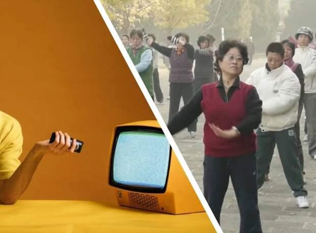 В Китае начали продавать специальные устройства, чтобы разогнать танцующих бабушек и это работает