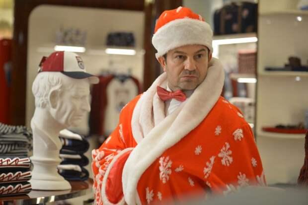 «SOS, Дед Мороз или Всё сбудется!»: Даже не «Ёлки»