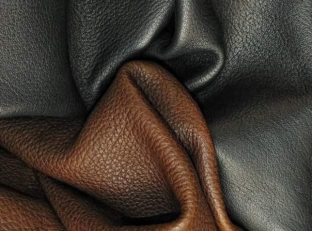 Прессованная кожа: что это, как отличить от настоящей