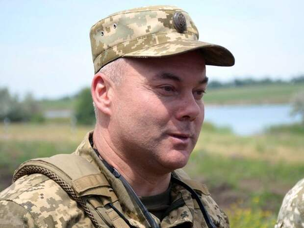 Наев рассказал, что украинские разведчики не зафиксировали угрозы «вторжения» со стороны РФ