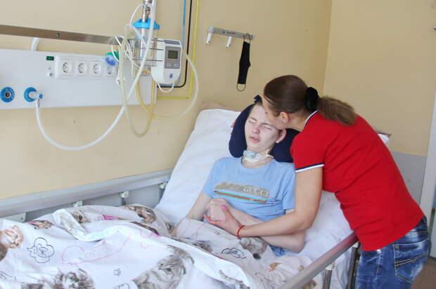 Отпуская надежду. Где и как в Алтайском крае помогают неизлечимо больным детям