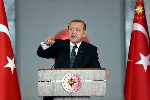 Эрдоган: Турция ожидает от России других подходов в Сирии