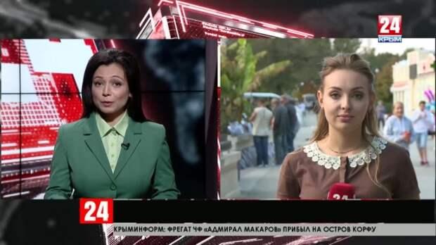 «Бал у Айвазовского» в Феодосии в самом разгаре