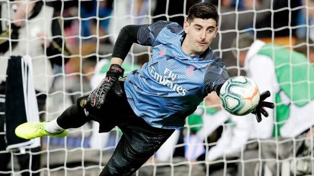 Куртуа: «Реал» в матче с «Барселоной» показал, что умеет сражаться»