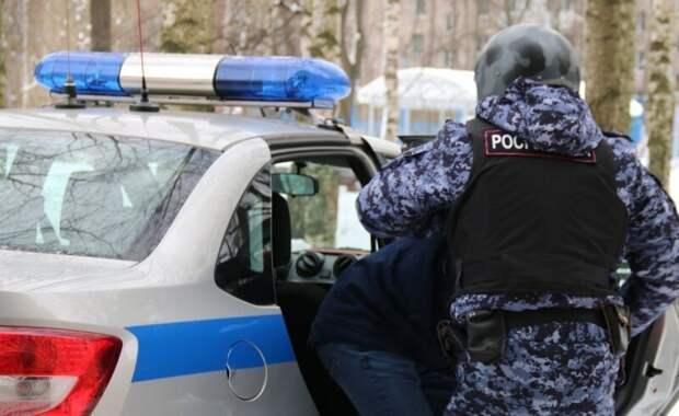 Росгвардия проверит оружие участников несанкционированных выступлений