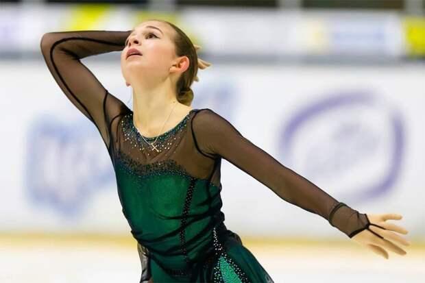 Говорившая про допинг вгруппе Тутберидзе фигуристка стала чемпионкой Украины