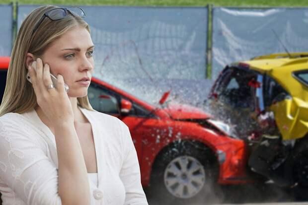 В какие дорожно-транспортные происшествия попадают начинающие водители?