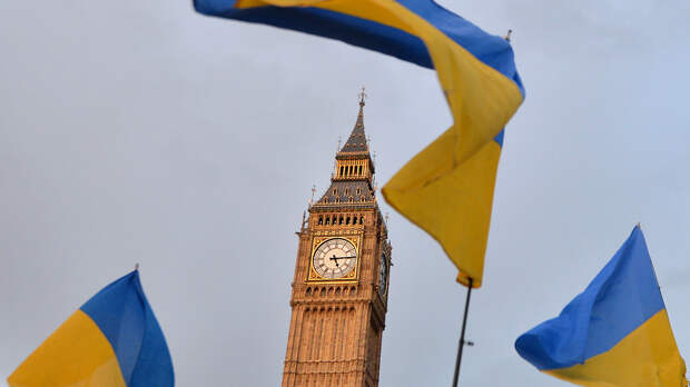 Британцы лишили Украину Крыма, Донбасса и десятка городов.