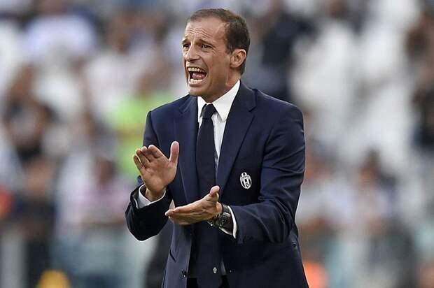 Источник: Пирло будет уволен из «Ювентуса». Летом команду вновь возглавит Аллегри