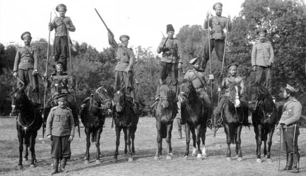 Почему казаки служили полякам