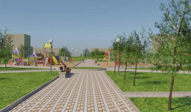 Мэрия нашла подрядчика для благоустройства парка в Кировском районе