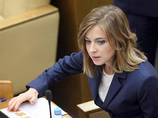 «В больницах вонь, лечат в коридорах»: Поклонская рассказала об ужасающем состоянии медицины Крыма
