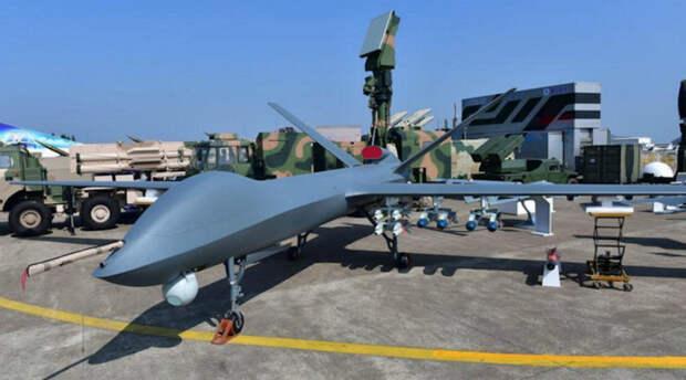 10 самых опасных боевых армейских дронов