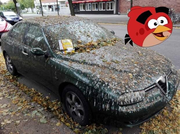 Неслучайные аварии на парковке или война против автохамов