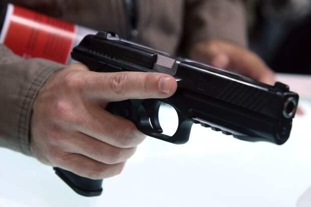 Россия покажет за рубежом новый пистолет