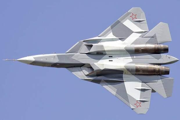 Комплекс вооружений истребителя Су-57