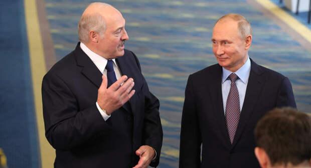Путин и Лукашенко к 25 июня получат предложения по углублению интеграции