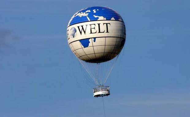 Die Welt нашёл-таки утку, в которой – яйцо, в котором – игла, на кончике которой – хана Путину…