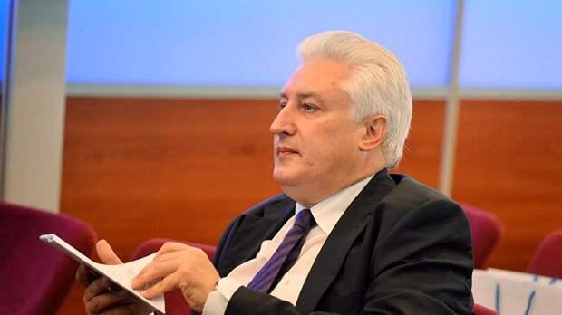Коротченко: Абызова будут спасать любыми возможными способами, пока он всех не сдал