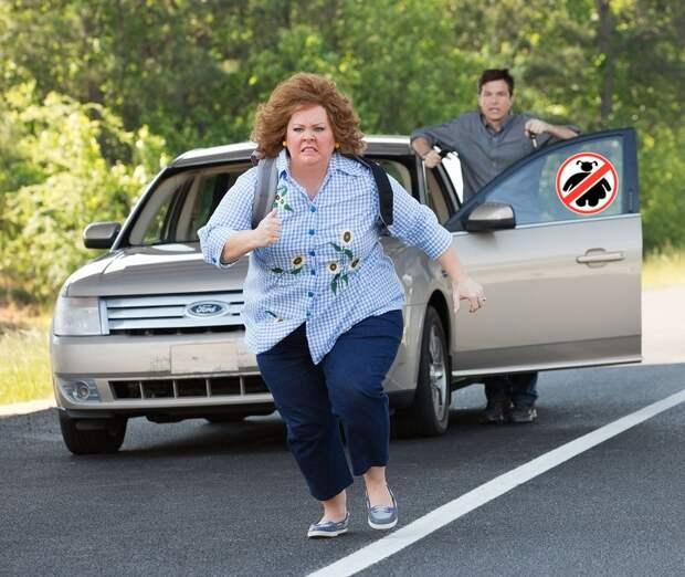 Я не вожу толстых девушек. Толстухи хотят засудить таксиста из Уфы