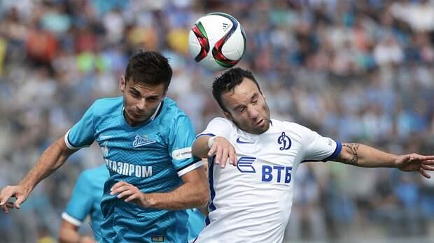 «Для меня это был шок». Юсупов рассказал, как уходил из «Динамо» в «Зенит»