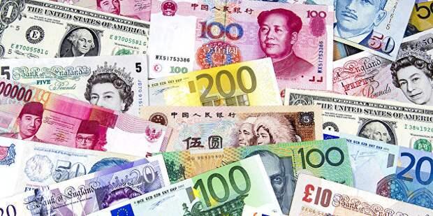Официальные рыночные курсы инвалют на 22 сентября установил Нацбанк Казахстана