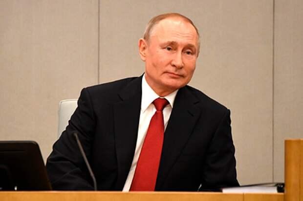 Путин потребовал бороться с коррупцией