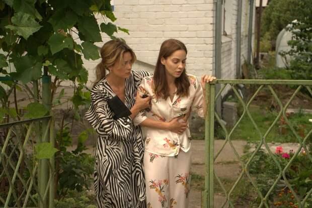 Марина Коняшкина отправится на поиски дочери в сериале «Несломленная»
