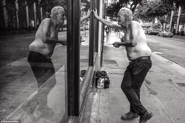 Американская мечта: фотопроект о бездомных и наркоманах Лос-Анджелеса